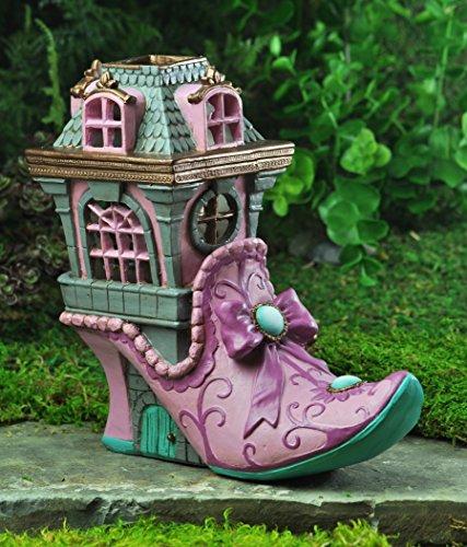 Beautiful Georgetown Home U0026 Garden Miniature Pink Slipper Chateau Fair House Garden  Decor Apparel Accessories Shoes Outdoor Shoes Gardening Shoes