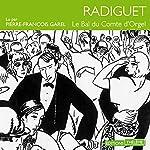 Le Bal du Comte d'Orgel | Raymond Radiguet