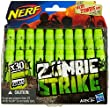 Nerf - A4570E240 - Jeu de Plein Air - Zombie Strike- Recharges fl�chettes X30