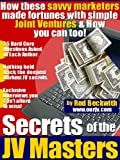 img - for Secrets Of The Joint Venture Masters book / textbook / text book