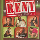 Karaoke: Rent Highlights Various