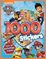 PAW PATROL 1000 Stickers Book - Colouring Stickers and More!