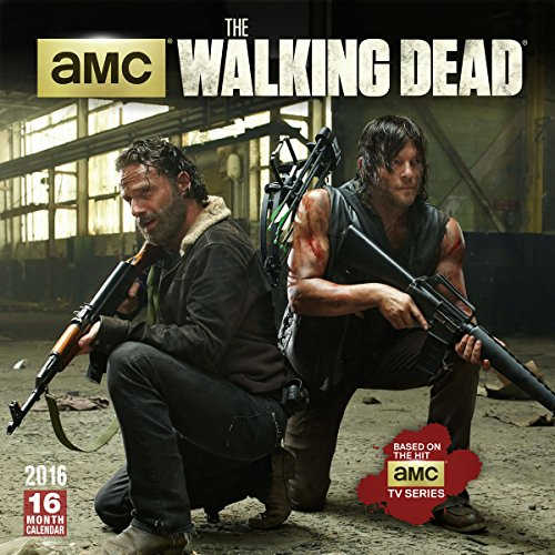 The Walking Dead 2016 Calendar (Square)