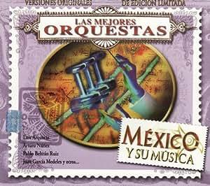 """Las Mejores Orquestas """" Mexico Y Su Musica"""" Boxset 3 Cd's """" Varios Artistas"""""""