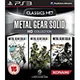 Metal Gear Solid HD - Collection (PS3)by Konami