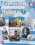 img - for Exploring American History: Reading, Vocabulary, and Test-taking skills 1 (Pre-History to 1865) Audio CD book / textbook / text book