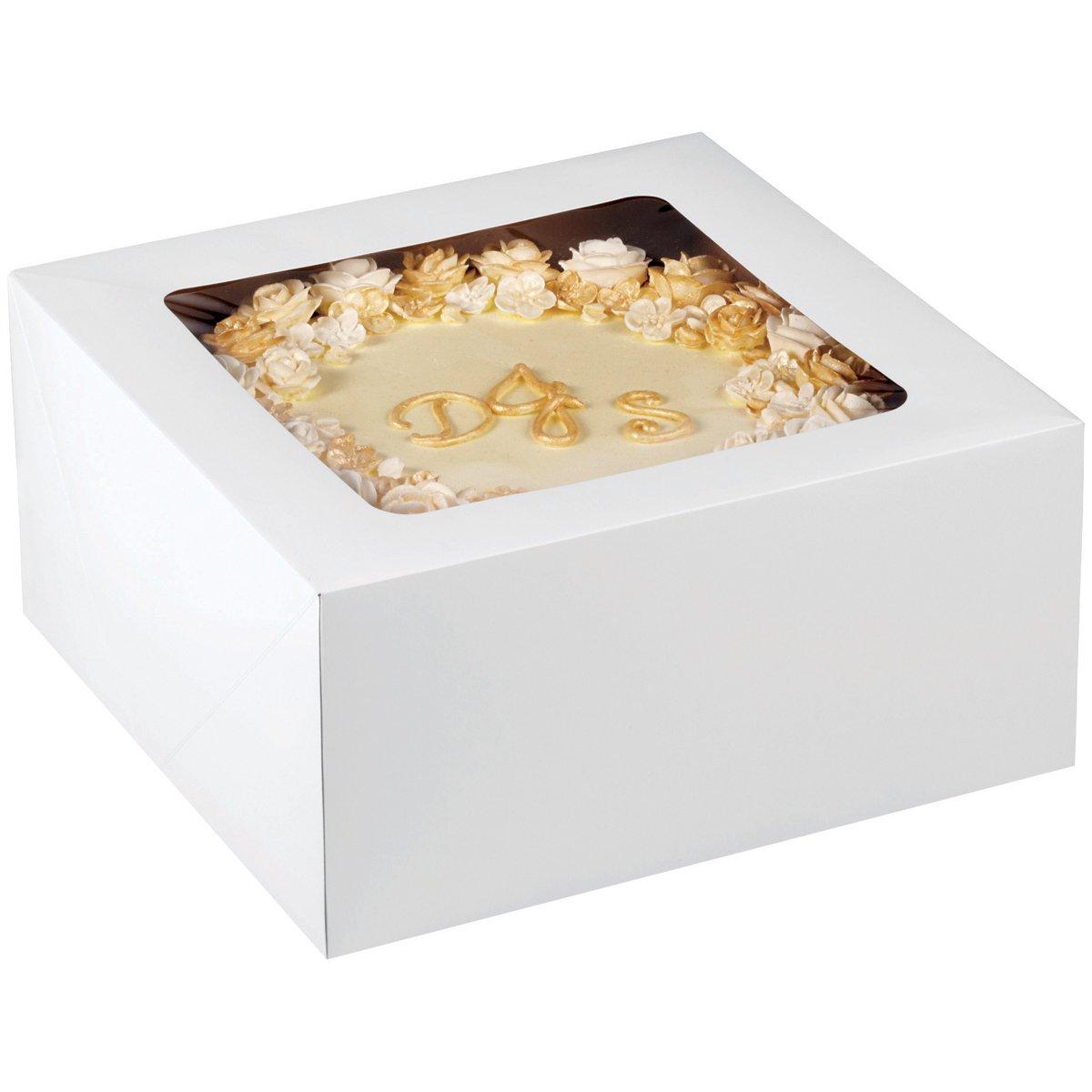 Wedding Cake Boxes Amazon