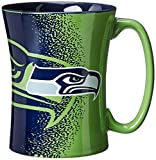 NFL Seattle Seahawks Mocha Mug, 14-ounce