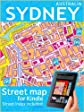 Map of Sydney (Maps of Australia)