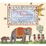 Playtime Rhymes: All Our Favourite Rhymes (Book & CD)by Sally Gardner