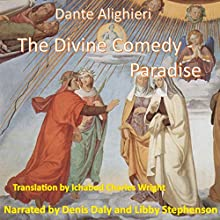 The Divine Comedy: Paradiso (       UNABRIDGED) by Dante Alighieri Narrated by Denis Daly, Libby Stephenson