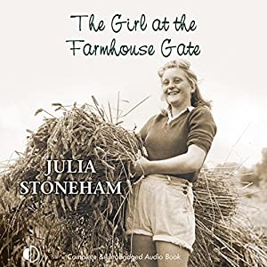 The Girl at the Farmhouse Gate Audiobook