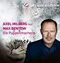 Die Puppenmacherin Audiobook by Max Bentow Narrated by Axel Milberg