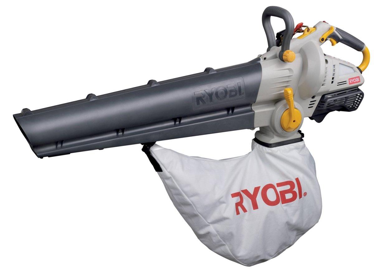 RYOBI Benzin Laubsauger Laubgebläse RBL30MVB  1,0 PS  GartenKundenbewertung und Beschreibung