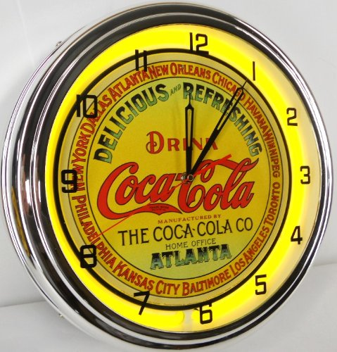 Coca Cola Drink Cooler front-23432