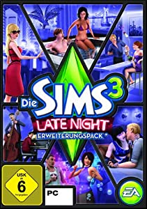 Die Sims 3: Late Night (Add-On) [PC/Mac Online Code]