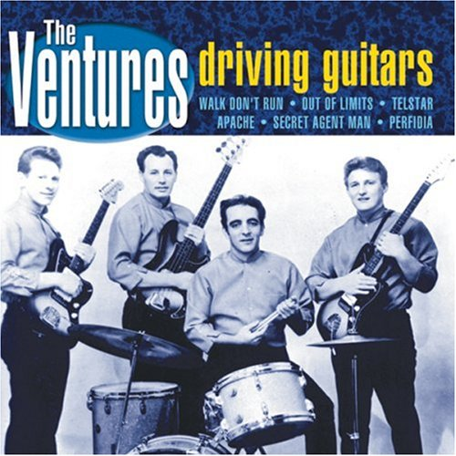 The Ventures - Driving Guitars - Zortam Music