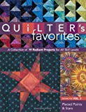 img - for Quilter's Favorites, Volume 2: Pieced Points & Stars book / textbook / text book