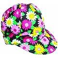 "Mutual Industries 7339-0-0 Kromer Wild Flowers Style Cap, Cotton, Length 5"", Width 6"""