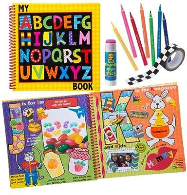 Alex Toys Little Hands My Abc Book Keepsake by ALEX Toys