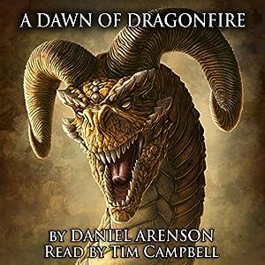 A Dawn of Dragonfire Audiobook