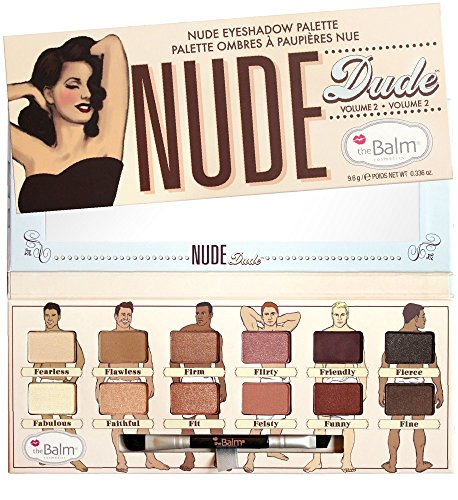 theBalm NUDE 'dude Eyeshadow Palette
