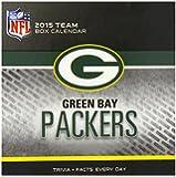 Green Bay Packers 2015 Calendar