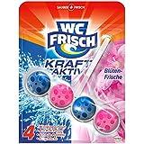 WC Frisch Kraft-Aktiv Duftspüler Blüten-Frische, WC Frische, 10er Pack (10 x 1 Stück)