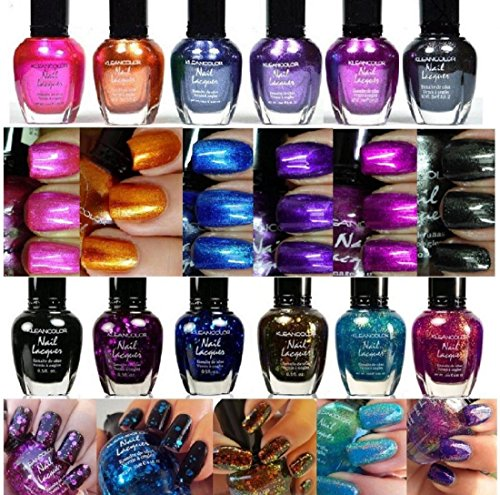 12-Pcs-Alluring-Beauty-Full-Size-Nail-Polish-Lacquer-Metallic-Glitter-Color-12-Assorted