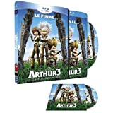 Arthur 3: The War of the Two Worlds (2010) ( Arthur et la guerre des deux mondes ) ( Arthur Three and the Two Worlds War ) (Blu-Ray)by Mia Farrow