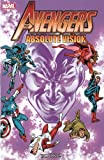 img - for Avengers: Absolute Vision Book 2 book / textbook / text book
