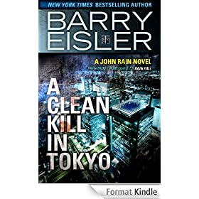 A Clean Kill in Tokyo (previously published as Rain Fall)