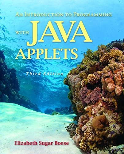Learn applet programming