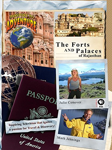 Passport to Adventure The Forts and Palaces of Rajasthan on Amazon Prime Video UK