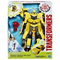 Transformers: Robots in Disguise Power Surge Bumblebee and Buzzstrike from Hasbro