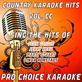 Till I Found You (Karaoke Version) (Originally Performed By Marty Stuart)