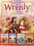 The Kingdom of Wrenly 4 Books in 1!: The Lost Stone; The Scarlet Dragon; Sea Monster!; The Witch's Curse