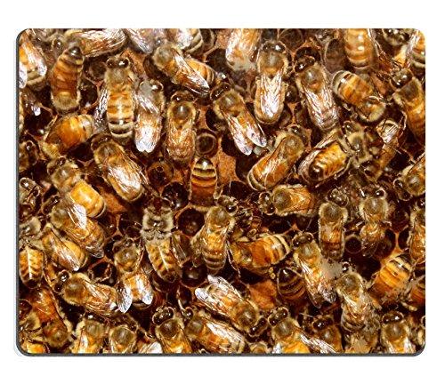 liili-mouse-pad-de-goma-natural-mousepad-imagen-id-15975786-abejas-en-un-colmena-haciendo-miel-dulce