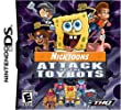 Nicktoons Attack of the Toybots NDS