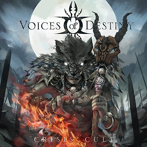 Crisis Cult (Ltd. Edition) by Voices Of Destiny (2015-01-20)