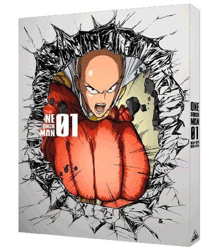 【Amazon.co.jp限定】ワンパンマン 1 (特装限定版) (全巻購入特典:「新規録り下ろしドラマCD」引換シリアルコード付) [Blu-ray]