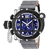 Invicta 17351 Men's Russian Diver Analog Display Swiss Quartz Grey Watch