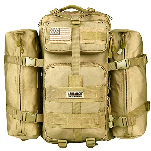 seibertron-falcon-water-repellent-hiking-camping-backpack-compact-pack-summit-bag-khaki-37l1-2