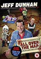 JEFF DUNHAM - All Over the Map [DVD]