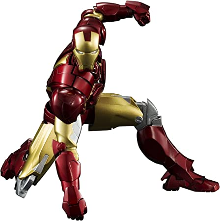 S.h.figuarts iron man Mark 6 (japan import)