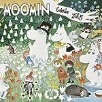 Moomin wall calendar 2015 (Art Calend...