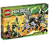 LEGO Lego Ninjago - Epic Dragon Battle - 9450 9450 (The final battle between good and evil has just begun!  The great Devourer has been awakened and threatens to devour the world of Ninjago. You decide the outcome in the final struggle between good an