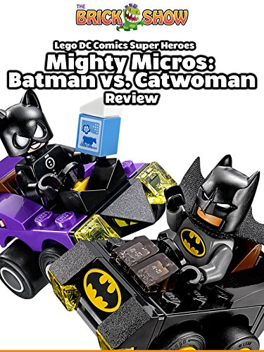 LEGO DC Comics Superheroes Mighty Micros : Batman vs Catwoman (76061)