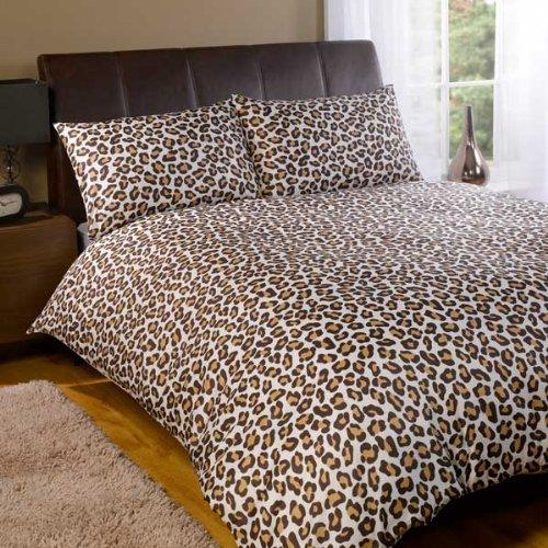 leoparden bettw sche namme deine shoppingwelt. Black Bedroom Furniture Sets. Home Design Ideas