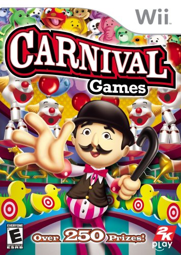 Carnival Games - Nintendo Wii front-176925